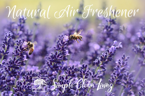 Natural Air Freshener from Simplecleanliving.com