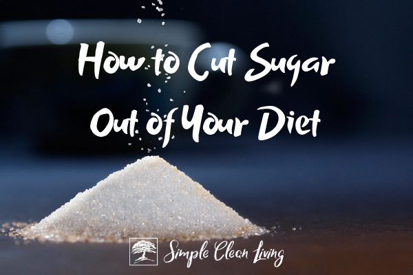 How to Cut Sugar Out of Your Diet Title Picture