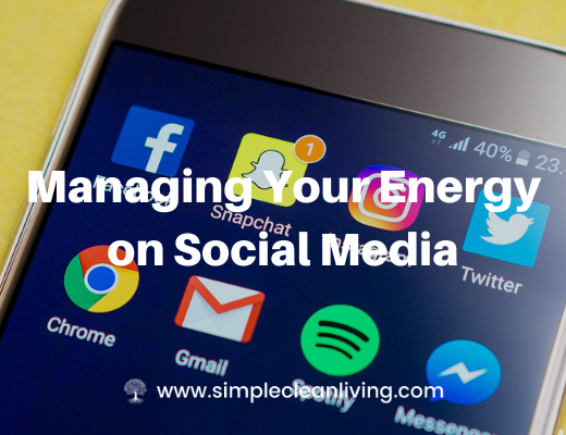 Smart phone with social media apps